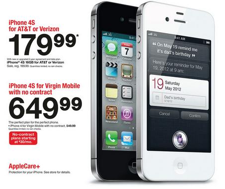 传iPhone5下月12日接受预订 旧版悄然降价