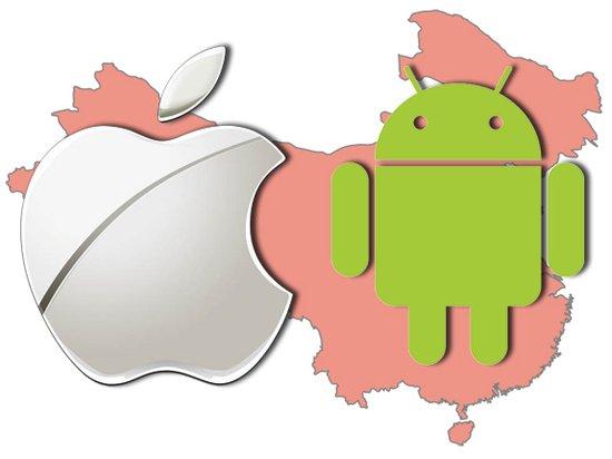 android和ios仍受到了广大用户的青睐