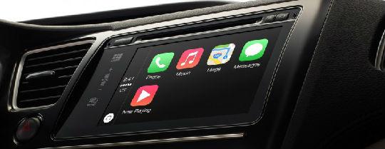 ,Apple,苹果推出CarPlay:汽车上的Siri语音控制