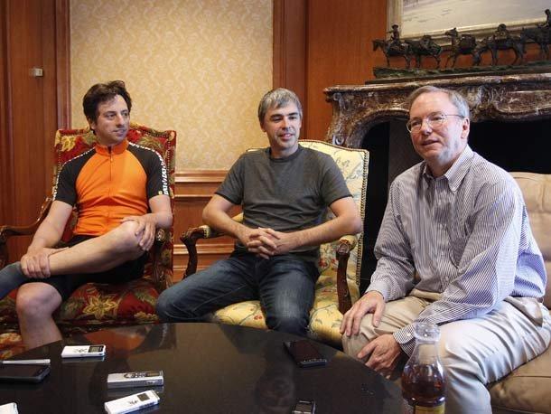 谷歌创始人兼CEO拉里·佩奇不为人知的故事