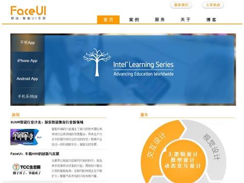 (用户调研), ue(交互设计),gui(视觉设计),usability(可用性测试)为一